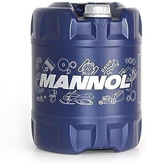 MANNOL 10W-40 4-takt Plus motorolie JASO MA2 20Liter