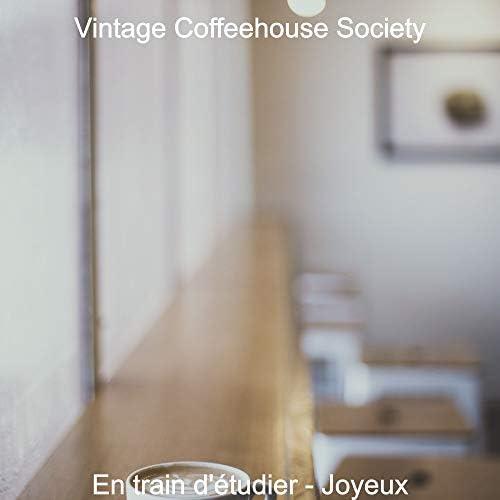 Vintage Coffeehouse Society