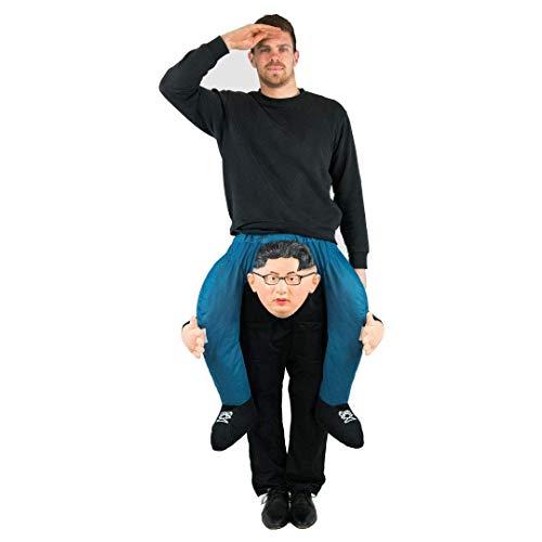 Bodysocks Disfraz a Hombros (Carry Me) de Kim Jong-un para Adulto