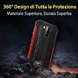 Zoom IMG-2 rugged smartphone ulefone armor x9