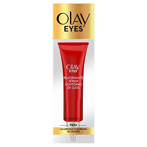 Olay Eyes Firming Sérum contorno de ojos, Sérum reafirmante niacinamida, 15 ml