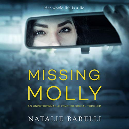 Missing Molly audiobook cover art