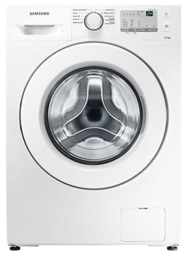 Samsung WW70J3473KW1EG Libera installazione 7kg 1400RPM A+++ Bianco Front-load lavatrice