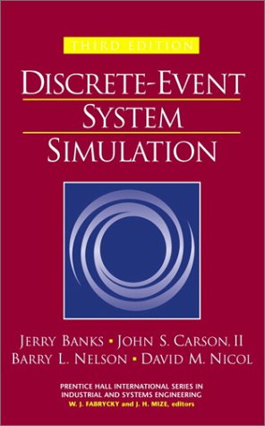 Discrete-Event System Simulation (3rd Edition)