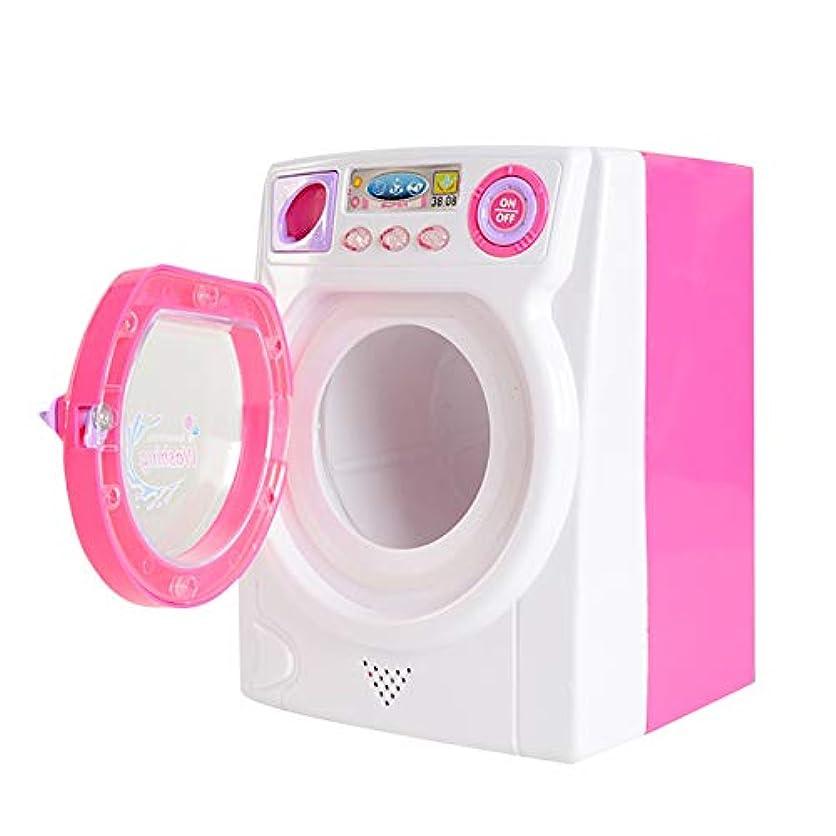 テラス検査スキル電子ミニ洗濯機 化粧ブラシクリーナー 玩具 化粧ブラシ洗浄 美容 クリーニングツール エレクトリッククリーナー 発光 人気 Cutelove