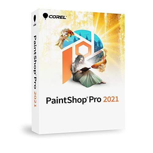 Corel PaintShop Pro 2021 Vollversion, 1 Lizenz Windows Bildbearbeitung