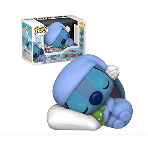 Funko Pop! Lilo & Stitch - Stitch durmiente (edición especial)