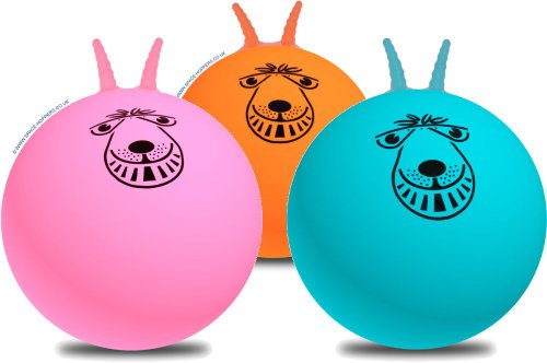 Large Adult Retro Space Hopper Trio Pack 66cm by Space Hoppers