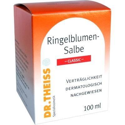 THEISS Ringelblumensalbe classic, 100 ml