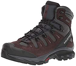 best hiking boot for women Salomon QUEST 4D 3 GTX W Hiking Boot