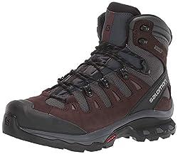 best hiking boot for women Salomon QUEST 4D 3 GTX W Hiking Boot