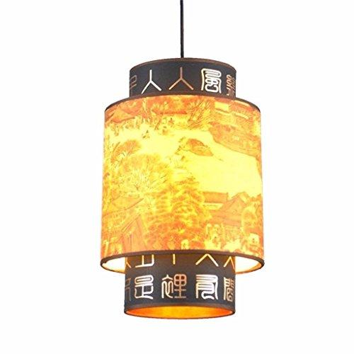 Melkopschuimer antiek porselein HLamps Retro lantaarns vloerverlichting 30 x 30 x 40 cm