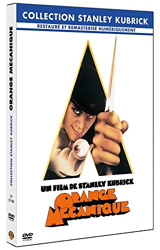 Stanley Kubrick Collection : Orange mécanique [FR Import]