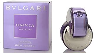 Omnia Amethyste By Bvlgari Women 2.2 Oz 65 Ml Edt Spray Nib Sealed New Box