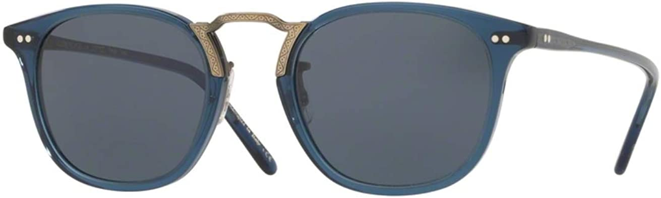 Authentic Oliver Peoples 0OV 5392 S ROONE 1670R5 DEEP BLUE Sunglasses