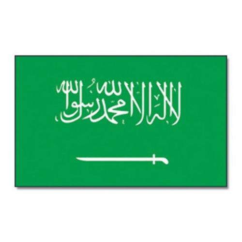 Fahne Flaggen SAUDI ARABIEN 150x90cm