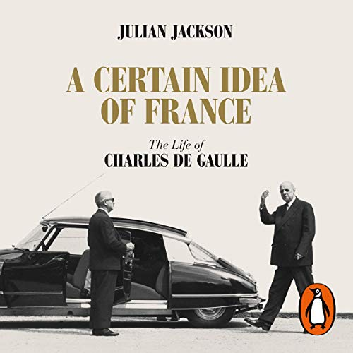 『A Certain Idea of France』のカバーアート
