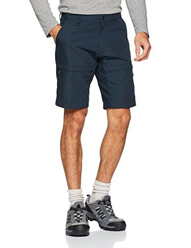 FJÄLLRÄVEN Herren Travellers Shorts, Dark Navy, 52