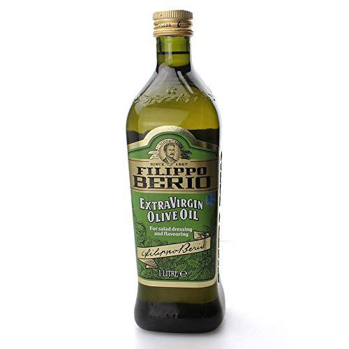 Filippo Berio Extra Virgin Olive Oil, 1 L
