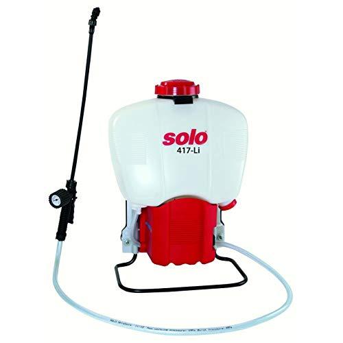 SOLO 417-LI Battery-Powered Backpack Sprayer - 11 V - Rechargeable