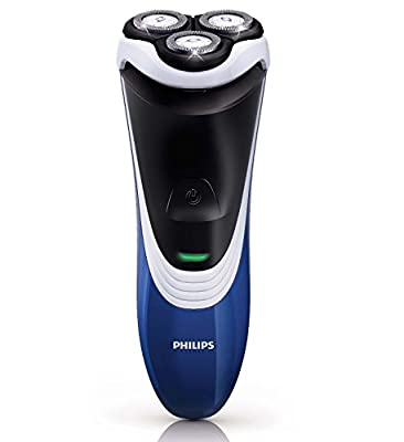 Philips Norelco Mens Electric Shaver & Beard Trimmer Gentle Precision Blades