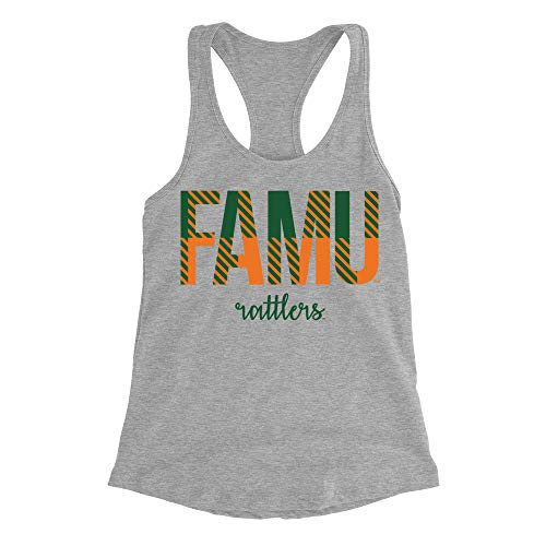 Official NCAA FAMU Rattlers - RYLFAM10, G.A.1533, H_Gry, M