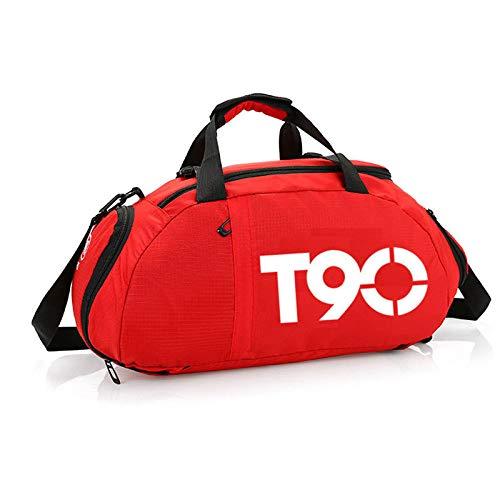 HOSD Fitness Sac de Sport Unisexe Sac à Dos Multi-Fonction Sac à bandoulière bandoulière Chaussures indépendantes