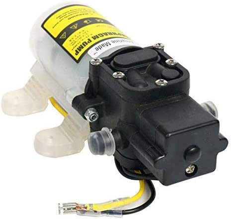 Amarine Made Automatic High Limited Bargain Special Price Pressure Water Diaphragm DC Pump 12V