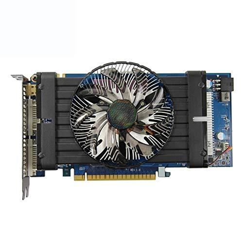SRR Tarjeta Grafica Fit For GIGABYTE GTX 550 TI 1GB Tarjeta De Video NVIDIA GTX550 550TI 1GB Tarjetas Gráficas GPU Desktop PC PC Juego VGA Mapa HDMI DVI Tablero