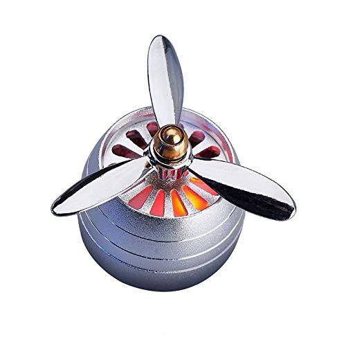 Purificatore d'aria per auto universale purificatore d'aria per auto purificatore d'aria Air Force 3 eliche di profumo diffusore di bocchette di uscita della fragranza clip deodorante