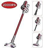 Muzili Vacuum Cleaner, 20Kpa Cordless Vacuum Cleaner 3 in 1 Handheld Stick Vacuum