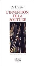 L'Invention de la solitude