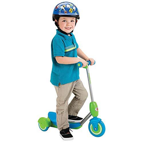 Razor Jr. Lil' E Scooter - Blue