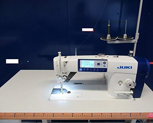 Juki Machine à coudre industrielle DDL 8000APMS-NBK entièrement automatique coupe-fil automatique servomoteur, panneau de commande dans la tête.