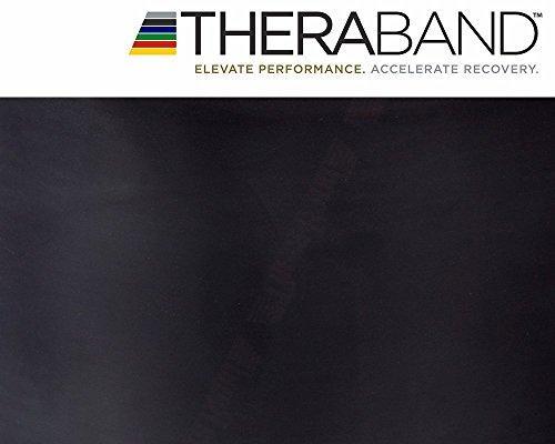 Theraband Thera-Band 3.0m Gymnastikband Übungsband NEU&OVP (SCHWARZ)