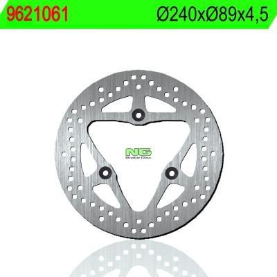 NG - 9621061 : Disco De Freno 1061 Ø240 X Ø89 X 4.5