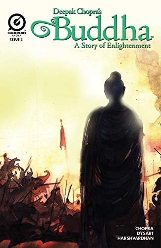 BUDDHA ISSUE 2 (A STORY OF ENLIGHTENMENT)