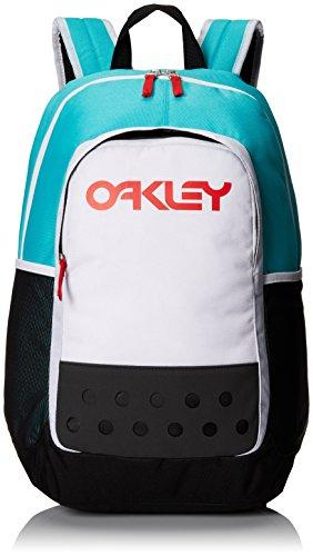 Oakley Factory Pilot Pack - Mochila de Snowboarding, Color Turquesa, Talla XL