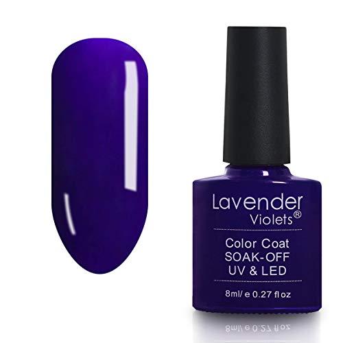 Soak-off UV LED Gel Nail Polish 8ml Navy Blue