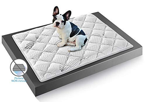 stile 2 tappetino refrigerante per cani e gatti Queta diametro 60 cm ideale per la casa e i viaggi in estate