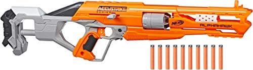 Nerf Ner Accustrike Alphahawk Action Figure