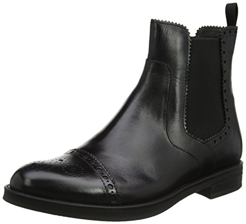 Stonefly Class II 3 Tumb Calf, Bottes Chelsea Homme, Noir (Nero/Black), 43 EU