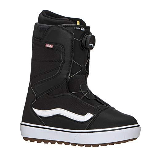 Vans Aura OG Snowboard Boots 42 EU Black White
