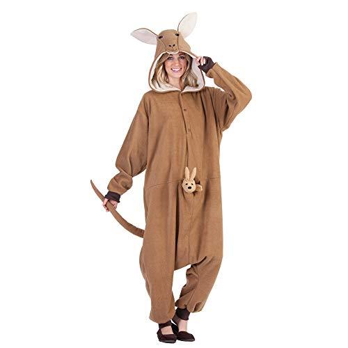 RG Costumes Kangaroo, Brown, One Size