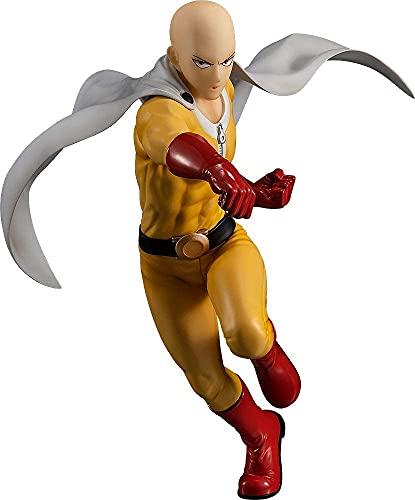 Anime Heroes Toys,One Punch Action Figure, Saitama (versão de fantasia de herói) boneco de PVC