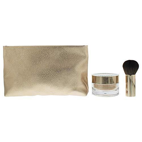 Bare Minerals Deluxe Kit – Original Foundationlight Beige 18 g – Kabuki-Pinsel