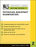 Appleton & Lange Outline Review for the Physician Assistant Examination (Appleton and Lange's Outline Reviews)