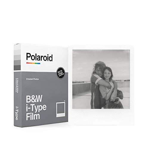 Polaroid Black and White Film for I-Type (8 Photos) (6001)