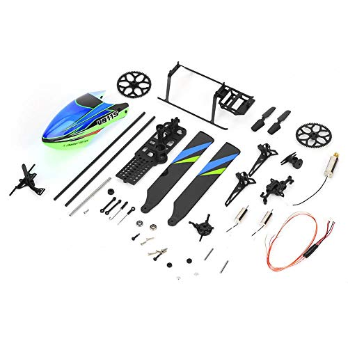 idalinya Helicopter Accessories Professional Spare Parts Accessories Set for Wl V911s 4 Channel Remote Control Helicopter