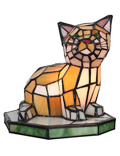 Preisvergleich Produktbild Europäische Kreative Katze Tischlampe Kinderlampe Nachtlicht